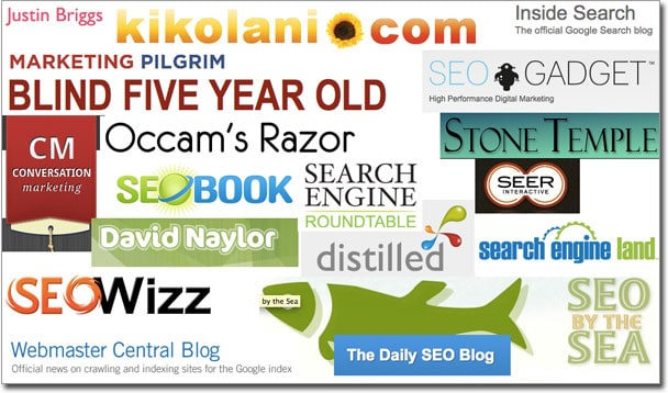 Top 20 Blogs